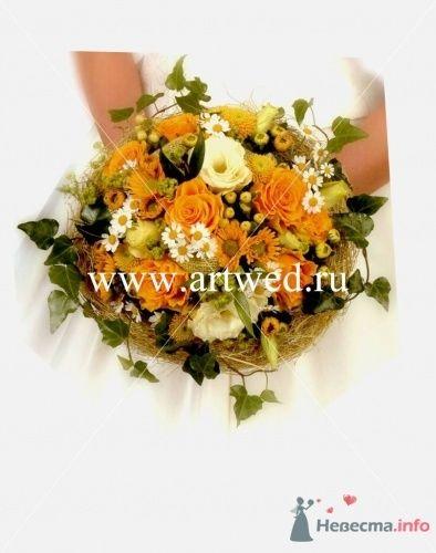 Фото 6547 в коллекции Букет невесты - leshechka