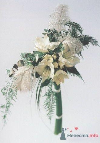 Фото 6695 в коллекции Букет невесты