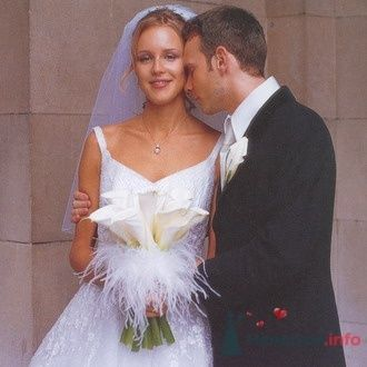 Фото 6701 в коллекции Букет невесты - leshechka