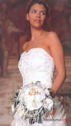 Фото 6703 в коллекции Букет невесты - leshechka