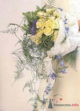 Фото 6715 в коллекции Букет невесты - leshechka