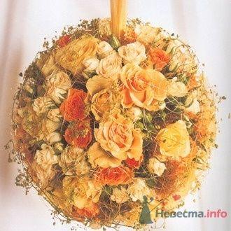 Фото 6726 в коллекции Букет невесты - leshechka