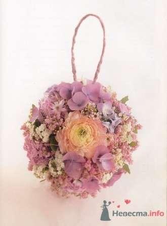 Фото 6738 в коллекции Букет невесты - leshechka