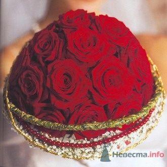 Фото 6747 в коллекции Букет невесты - leshechka
