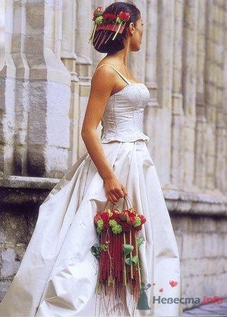 Фото 6749 в коллекции Букет невесты - leshechka
