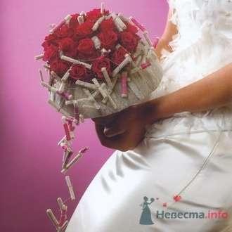 Фото 6757 в коллекции Букет невесты - leshechka
