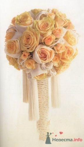Фото 6767 в коллекции Букет невесты - leshechka