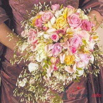 Фото 6781 в коллекции Букет невесты - leshechka