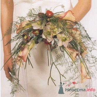 Фото 6793 в коллекции Букет невесты - leshechka