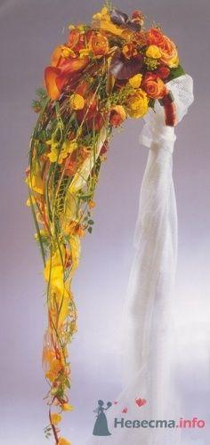 Фото 6808 в коллекции Букет невесты