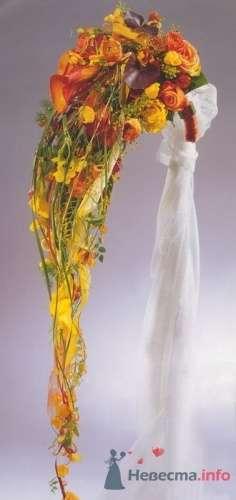 Фото 6808 в коллекции Букет невесты - leshechka