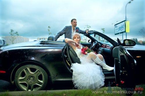 Фото 7966 в коллекции Свадебная фотография - leshechka