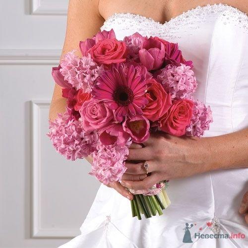 Фото 9200 в коллекции Букет невесты - leshechka