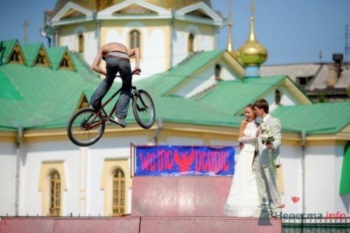 Фото 14417 в коллекции Свадебная фотография - leshechka