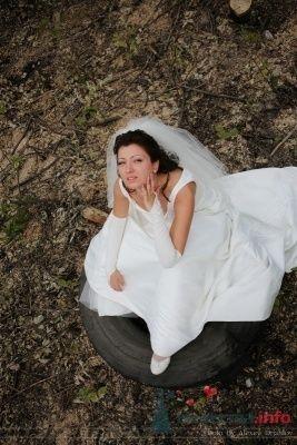 Фото 14426 в коллекции Свадебная фотография - leshechka