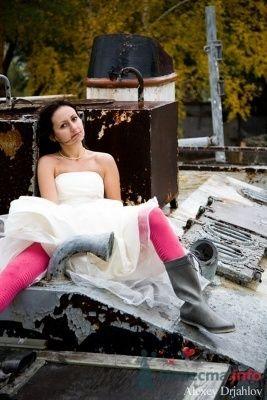 Фото 14438 в коллекции Свадебная фотография - leshechka