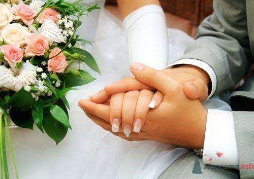 Фотография рук молодоженов. - фото 598 Алла Иванова - свадебный фотограф studio14