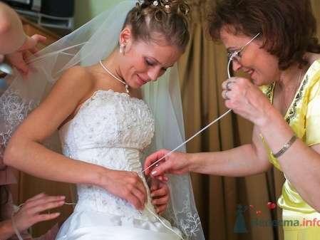 Фотография сборов невесты. - фото 669 Студия фото и видеосъемки Aliya Pavrose