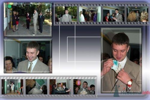 Фото 743 в коллекции Свадебный коллаж - Савельев  Дмитрий