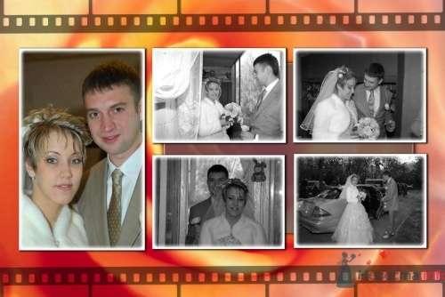 Фото 744 в коллекции Свадебный коллаж - Савельев  Дмитрий