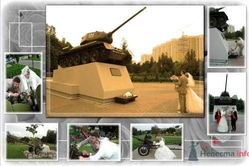 Фото 752 в коллекции Свадебный коллаж - Савельев  Дмитрий