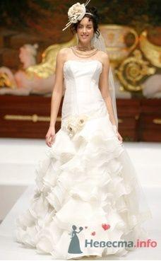 Свадебное платье Atelier Aimee от ПЛЮМАЖ