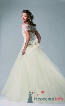 Свадебное платье Domo Adami от ПЛЮМАЖ - фото 1153 Плюмаж - бутик выходного платья и костюма
