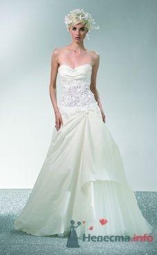 Свадебное платье Domo Adami от ПЛЮМАЖ - фото 1157 Плюмаж - бутик выходного платья и костюма