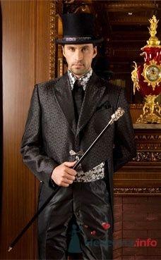 Выходной костюм Ottavio Nuccio от ПЛЮМАЖ - фото 1163 Плюмаж - бутик выходного платья и костюма