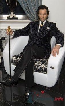 Выходной костюм Ottavio Nuccio от ПЛЮМАЖ - фото 1167 Плюмаж - бутик выходного платья и костюма