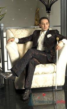 Выходной костюм Ottavio Nuccio от ПЛЮМАЖ - фото 1181 Плюмаж - бутик выходного платья и костюма