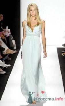 Коктейльное платье Badgley Mischka от ПЛЮМАЖ - фото 1191 Плюмаж - бутик выходного платья и костюма