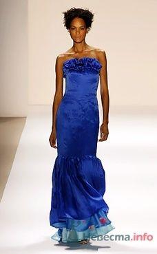 Коктейльное платье Tadashi от ПЛЮМАЖ - фото 1194 Плюмаж - бутик выходного платья и костюма