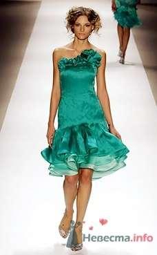 Коктейльное платье Tadashi от ПЛЮМАЖ - фото 1195 Плюмаж - бутик выходного платья и костюма