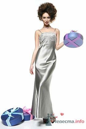 Вечернее платье CHATEAU MARGAUX - фото 30435 Плюмаж - бутик выходного платья и костюма