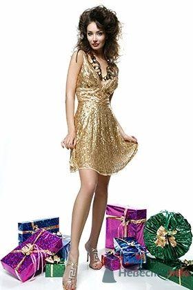 Коктейльное платье CHATEAU MARGAUX - фото 30443 Плюмаж - бутик выходного платья и костюма