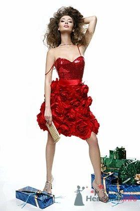 Коктейльное платье CHATEAU MARGAUX - фото 30444 Плюмаж - бутик выходного платья и костюма