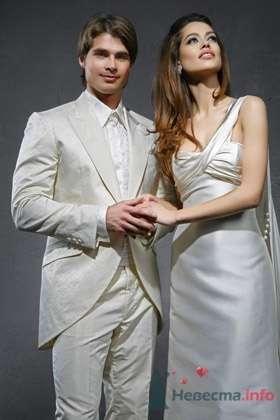 Свадебное платье Atelier Aimee - фото 30465 Плюмаж - бутик выходного платья и костюма