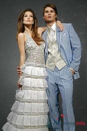 Свадебное платье Atelier Aimee - фото 30477 Плюмаж - бутик выходного платья и костюма
