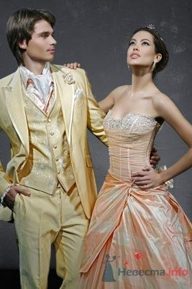 Свадебное платье Domo Adami - фото 30483 Плюмаж - бутик выходного платья и костюма