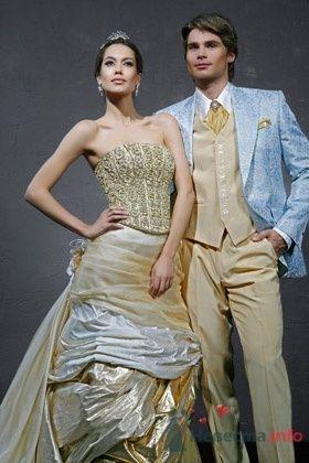 Свадебное платье Atelier Aimee - фото 30484 Плюмаж - бутик выходного платья и костюма