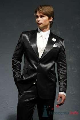 Мужской выходной костюм Ottavio Nuccio - фото 30490 Плюмаж - бутик выходного платья и костюма