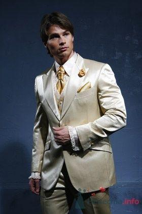 Мужской выходной костюм Ottavio Nuccio - фото 30492 Плюмаж - бутик выходного платья и костюма