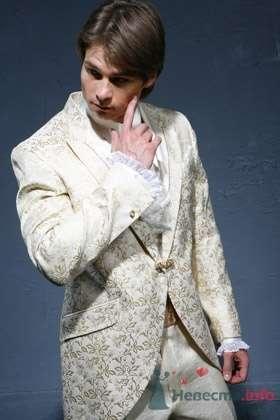 Мужской выходной костюм Ottavio Nuccio - фото 30495 Плюмаж - бутик выходного платья и костюма