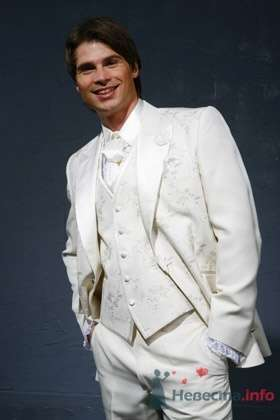 Мужской выходной костюм Ottavio Nuccio - фото 30497 Плюмаж - бутик выходного платья и костюма
