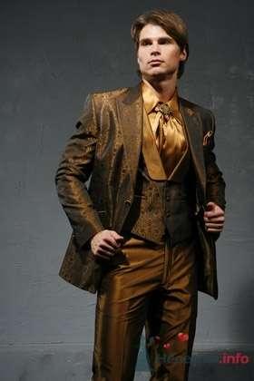 Мужской выходной костюм Ottavio Nuccio - фото 30499 Плюмаж - бутик выходного платья и костюма