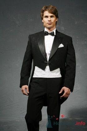 Мужской выходной костюм Ottavio Nuccio - фото 30502 Плюмаж - бутик выходного платья и костюма