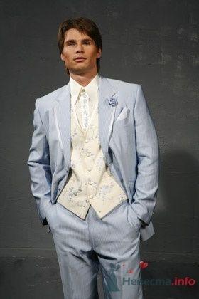 Мужской выходной костюм Ottavio Nuccio - фото 30504 Плюмаж - бутик выходного платья и костюма