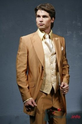 Мужской выходной костюм Ottavio Nuccio - фото 30508 Плюмаж - бутик выходного платья и костюма