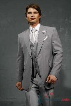 Мужской выходной костюм Ottavio Nuccio - фото 30509 Плюмаж - бутик выходного платья и костюма